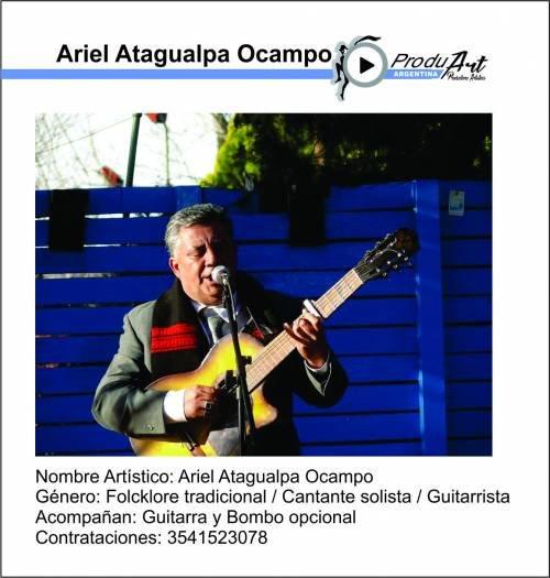 ARIEL ATAGUALPA OCAMPO