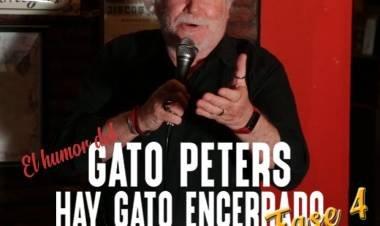 GATO PETERS . Hay Gato Encerrado