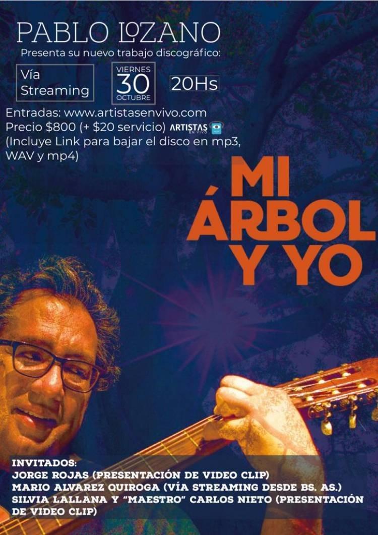 Pablo Lozano - Mi Arbol y Yo